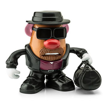 Breaking Bad Friesenberg Mr. Potato Head