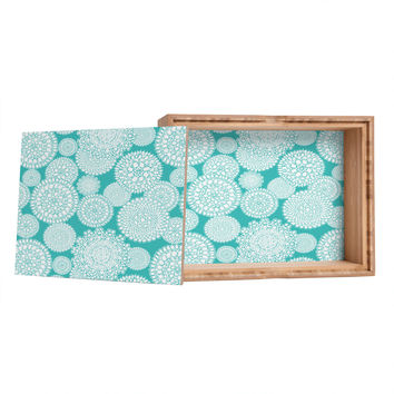 Heather Dutton Delightful Doilies Tiffany Storage Box