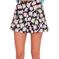 Bellis Skater Skirt - Multi Print