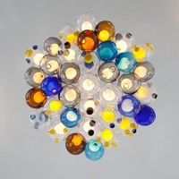 28.37 thirty-seven pendant color - ALL - LIGHTING
