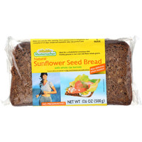 Sunflower Seed Bread; With Whole Rye Kernels