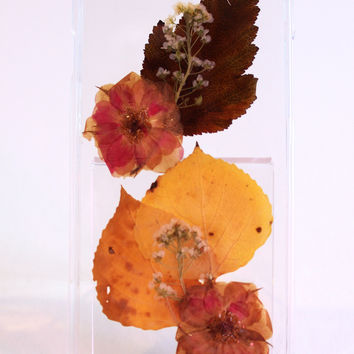 Amelia iPhone 6/6S Dried Flower Phone Case