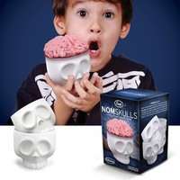 Nomskulls Cupcake Molds by Fred