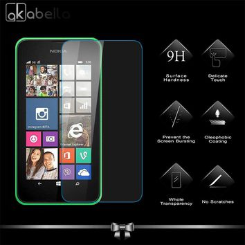 Tempered Glass Screen Protector For Nokia Lumia 530 N530 Premium Protective Toughened Film For Nokia 530 Tempered Film Glass