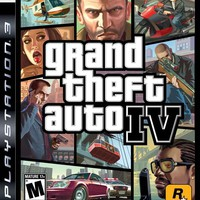 Grand Theft Auto 4 for the Playstation 3