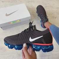 Nike W Vapormax Flyknit Atmospheric pad running shoes