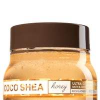 Bath & Shower Jelly CocoShea Honey