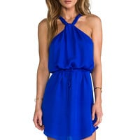 Rory Beca Dixon Drawstring Dress in Electric from REVOLVEclothing.com