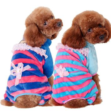 Dog Cute Warm Jacket