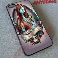 Sally The Nightmare Before Christmas 36015case For iphone 4/4s, iphone 5/5s,iphone 5c, samsung s3 i9300 case, samsung s4 i9500 case