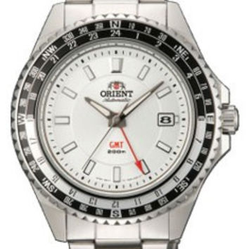 Orient White Excursionist Automatic Watch