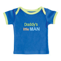 Baby Sayings Tee Top – Traditional Boy, Daddy | Affordable Infant Clothing
