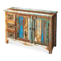 Reverb Transitional Rectangular Sideboard Assorted