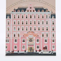 The Wes Anderson Collection: The Grand Budapest Hotel Book - Urban Outfitters