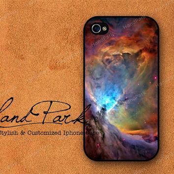 Space Nebula iPhone 4 Case, iPhone 4s Case, iPhone Case, iPhone hard Case