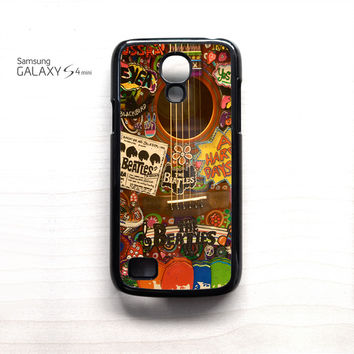 The Beatles for Samsung Galaxy Mini S3/S4/S5 phone case
