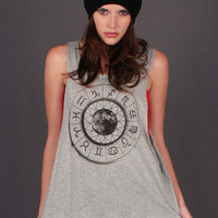 Astrology Muscle Tee