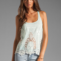 Dolce Vita Fionie Tank in Mint from REVOLVEclothing.com