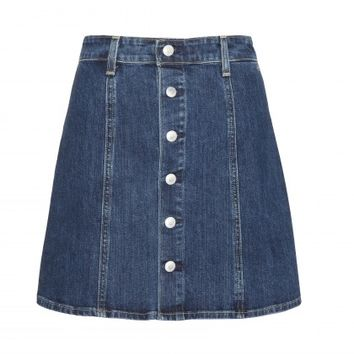Kety denim skirt