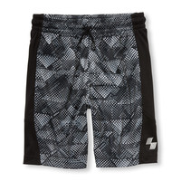 Boys PLACE Sport Geo Print Shorts | The Children's Place