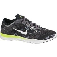 Nike Women's Free 5.0 TR FIT PRT 4 Training Shoe - Grey/White | DICK'S Sporting Goods
