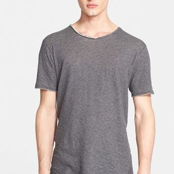 Men's rag & bone 'Rigby' Double Layer T-Shirt,