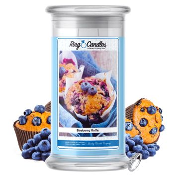 Blueberry Muffin | Ring Candle®