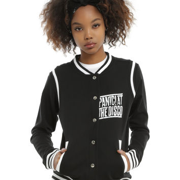 Panic At The Disco Girls Varsity Jacket