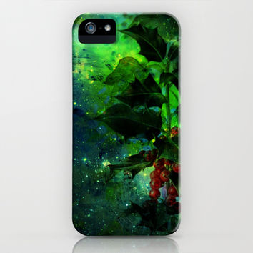 holly iPhone & iPod Case by clemm