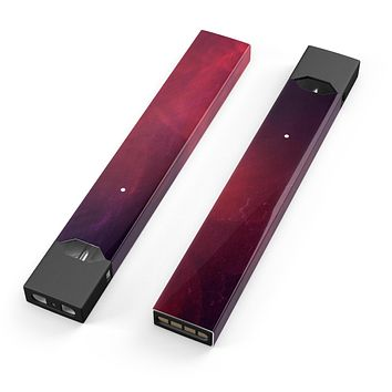 Skin Decal Kit for the Pax JUUL - Abstract Fire & Ice V12