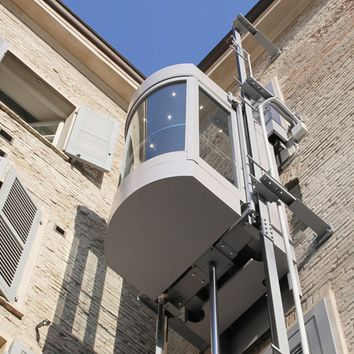 PANORAMIC CUSTOM LIFT PANORAMA | LIFTINGITALIA