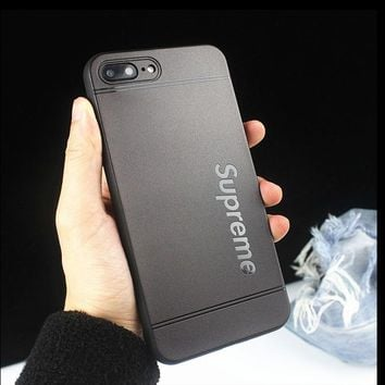 Fashion Supreme mobile phone case for iPhone X 7 7plus 8 8plus iPhone6 6s plus -171211