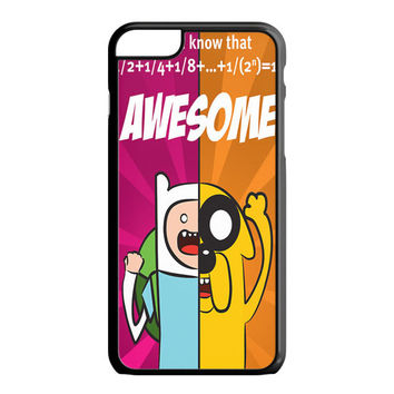 FINN AND JAKE 1 Adventure Time iPhone iPhone 6S Plus Case