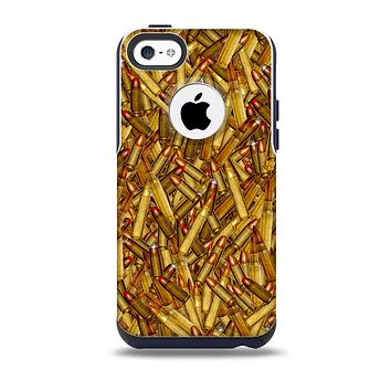 The Bullets Overlay Skin for the iPhone 5c OtterBox Commuter Case