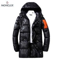 Moncler long down jacket 053020A2/M-XXL