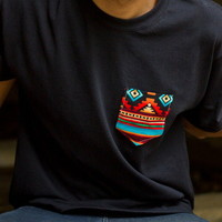 Tribal Pocket Punt T-Shirt from Pocket Punt