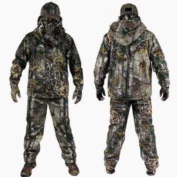 Camouflage Hunting Clothing
