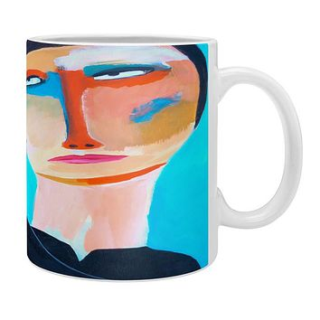 Robin Faye Gates Respect The Triangle Coffee Mug