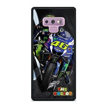 MOTO GP ROSSI THE DOCTOR STYLE Samsung Galaxy Note 9 Case