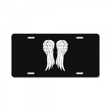 Daryl Wing License Plate