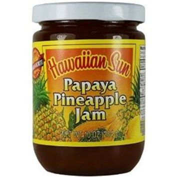 Papaya Pineapple Jam