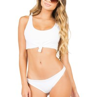 Lolli Swim Bombshell Top - Coco