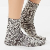 Out From Under Essential Camp Sock | Urban Outfitters