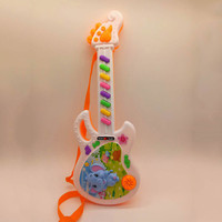 Musical Electronic Guitar Toy Educational Toys Early Toddler For Baby Music Fun