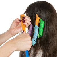 Magic Hair Curlers Twist Leverage Curl Formers Set