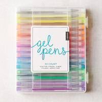 Gel Pen Box Set | Urban Outfitters