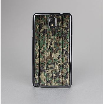 The Vibrant Brick Camouflage Wall Skin-Sert Case for the Samsung Galaxy Note 3