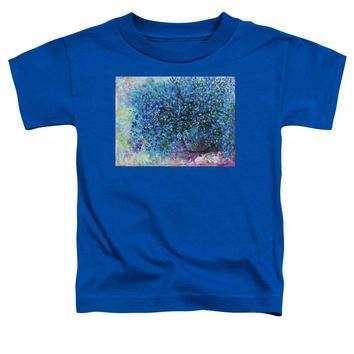 Bouquet Of Forget Me Nots - 2 - Toddler T-Shirt