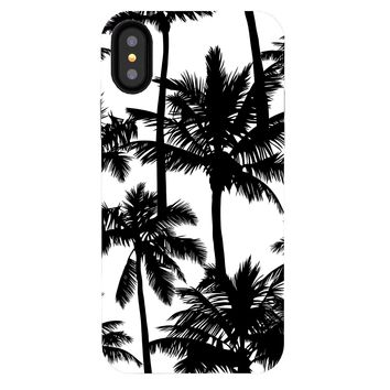 iPhone XS / X Case - Desert Palm