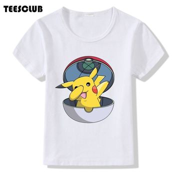 Best Pokemon T Shirts For Kids Products On Wanelo